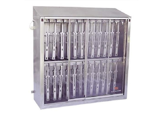 Dulap pentru sterilizarea cutitelor