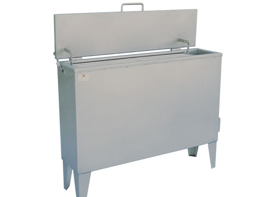 Sterilizator tip bazin pentru cutite II