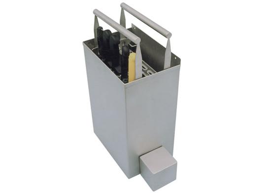 Sterilizator pentru cutite si suportul de cutite II