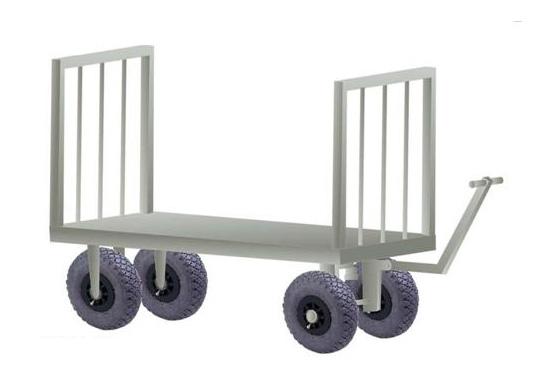 Carucior transport cu 4 roti mecoima