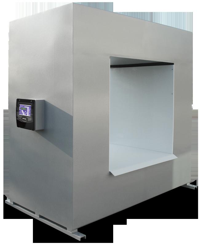 Detector de metal Stealth Cherestea