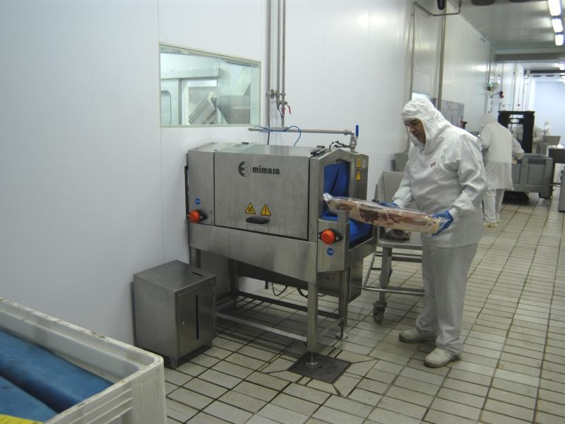 Tuneluri de aseptizare / dezinfectare