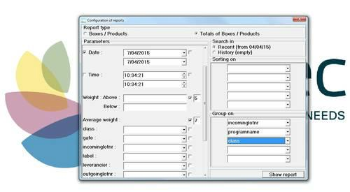Software MARELEC PMS